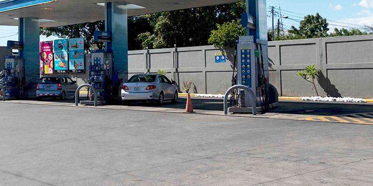 Nicaragüenses llaman a no comprar combustibles en protesta por nueva alza