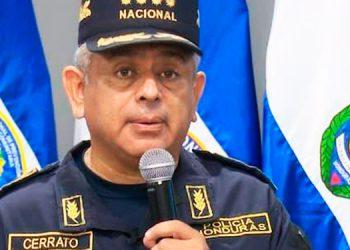 """Orlin Cerrato: """"ya tenemos avances en las investigaciones de los últimos hechos violentos"""""""