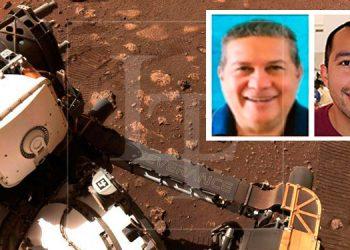 De Honduras a Marte: dos catrachos formaron parte del proyecto 'Perseverance'
