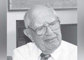 1 Lic. Jorge Bueso Arias Candidato Presidencial Liberal en las elecciones de 1971.