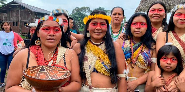 Los pueblos originarios exigen a los bancos multilaterales tomar en cuenta los derechos indígenas en las aprobaciones de préstamos a terceros.