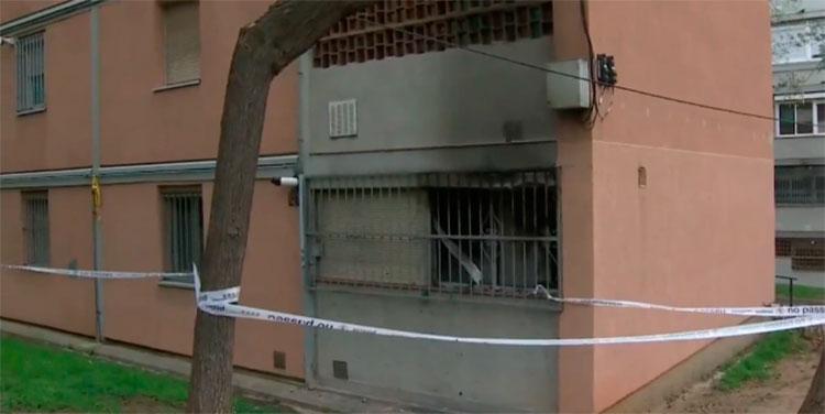 Hondureña pierde la vida en incendio de edificio en Barcelona, España