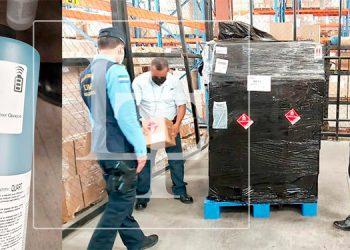 Decomisan más de 800 kilogramos de sustancia química utilizada para la fabricación de drogas