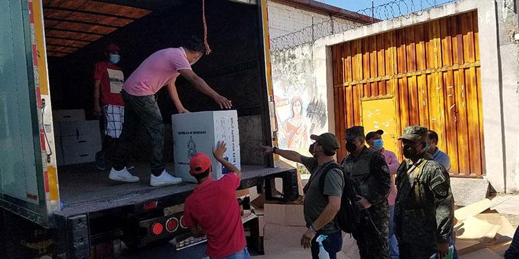 Quintín Soriano fue el coordinador departamental de Darío Banegas, movimiento que está ganando la mayoría de candidaturas a las alcaldías de Choluteca.