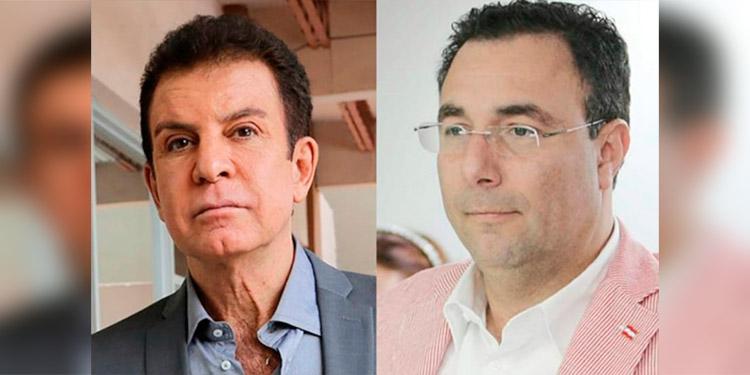 Salvador Nasralla anuncia alianza con Luis Zelaya