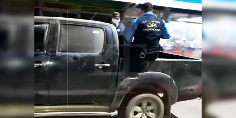 Rescatan a madre e hija recién nacida y capturan a su secuestrador en Cortés