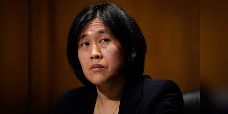 Senado confirma a Tai como representante comercial de EEUU