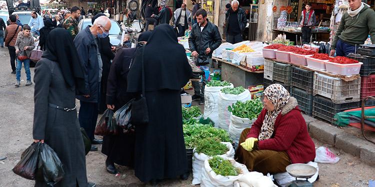 Siria cumple una década de conflicto con 400.000 fallecidos y un frente abierto