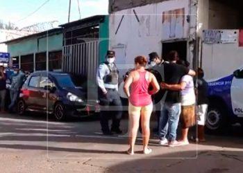 Sicarios en moto matan a taxista VIP en Tegucigalpa