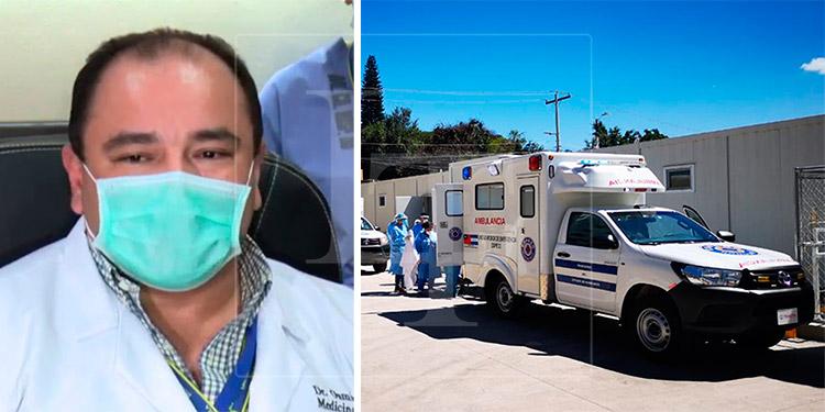 Hospital Modular de Tegucigalpa será utilizado para pacientes quirúrgicos ambulatorios