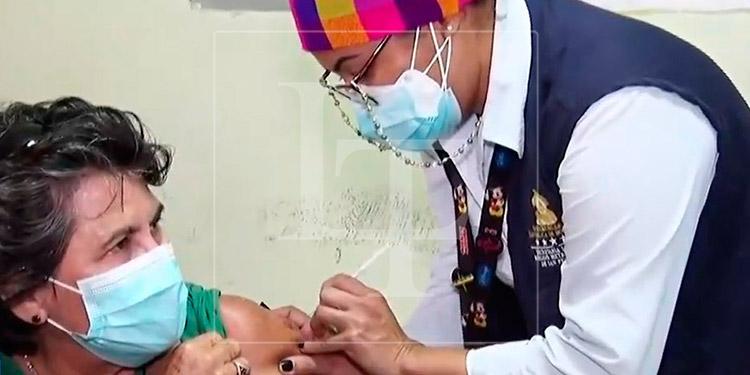 Arranca la segunda jornada de vacunación contra la COVID-19 en Honduras