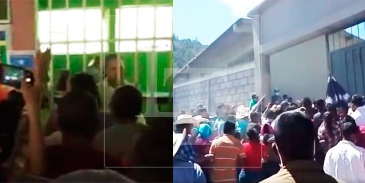 Dos enfrentamientos más en centros de votación en el occidente de Honduras