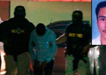 El juez que conoce la causa dictó detención judicial para Jarol Rolando Perdomo Sarmiento.