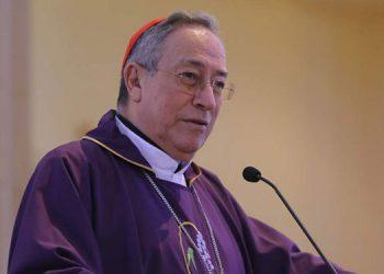 """""""Tenemos que volver a la alegría, a Jesús resucitado"""", dijo el cardenal Rodríguez."""