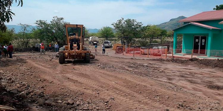 En cuatro meses estará finalizada la obra de gran importancia en materia de salud para los habitantes de Orocuina y zonas aledañas.
