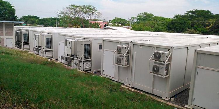 Para evitar inundaciones en el hospital móvil, es necesario techar el mismo, han recomendado técnicos en salud ambiental.