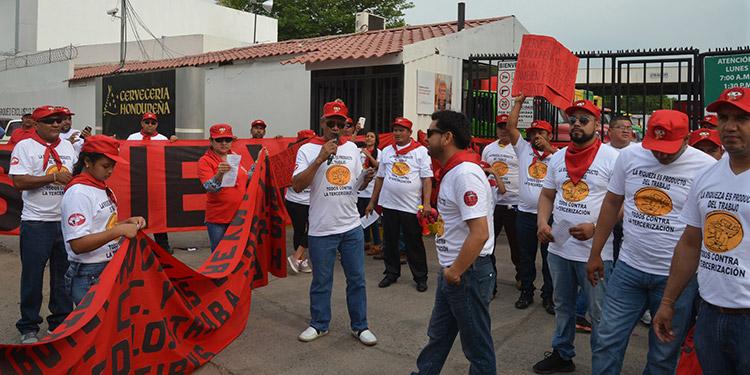 """Pese a las directrices del Sinager, sindicalistas pretenden realizar marcha hoy en el """"Día Internacional del Trabajo""""."""