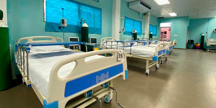 Con una inversión millonaria, la Sesal creará nuevos espacios para atender a los pacientes con COVID-19.