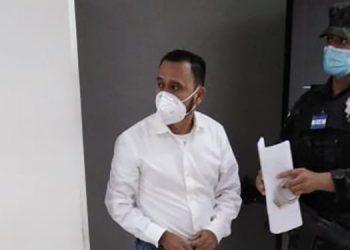 Jerson Enrique Avelar Soto reconoció su culpabilidad.