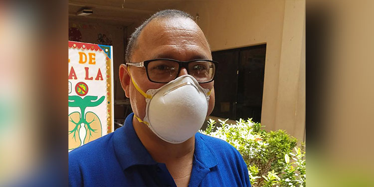 "Douglas Avelar (epidemiólogo): ""COVID-19 afecta al núcleo familiar…""."