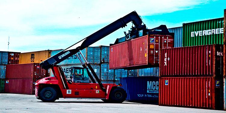 De enero a marzo El Salvador observó la cifra mensual más alta en la historia de su comercio exterior.