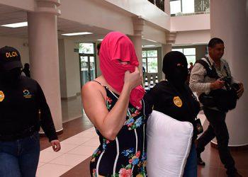 La encausada, Ericka Bandy, se encuentra recluida en la cárcel de Támara.