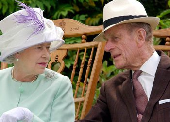 El príncipe Felipe, un maestro en 'chistes' a veces de mal gusto