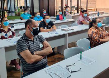La pandemia por el COVID-19 no ha impedido que la Asociación Hondureña de Maquiladores continúe innovando en programas de capacitación y formación en beneficio de los trabajadores.