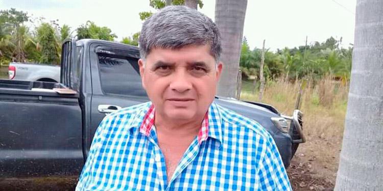 El alcalde del municipio de Guata, Olancho, Luis Baquedano, pidió ayuda para ampliar la atención de pacientes con COVID-19.