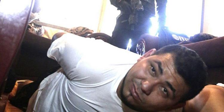 """Edwin Eduardo Santos Cartagena, alias """"Guayo"""", fue condenado a 23 años de reclusión por tres delitos."""