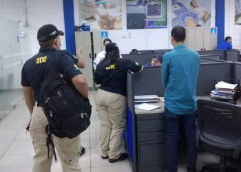 El ente fiscal solicitó en reiteradas ocasiones información oficial sobre la resolución emitida por ARSA, para el ingreso de mascarillas al país.