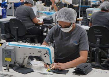 La maquila lidera como actividad económica que más genera empleos en Honduras.