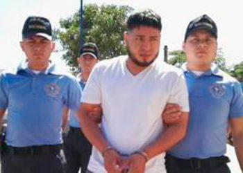 """La banda de Kevin Joel Tercero Maradiaga, alias """"El Margaro"""", tiene unas 50 denuncias por el robo de motocicletas en la capital y otros sectores de Francisco Morazán."""