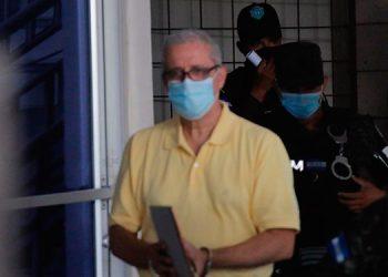 El doctor y exdirector del IHSS, Mario Zelaya.