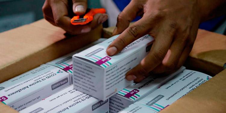 La Sesal confirmó que el 3 de mayo llegarán al país 189,000 vacunas contra el coronavirus, del mecanismo COVAX.