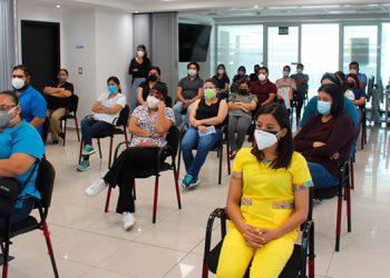 La Sesal envió un equipo de 25 médicos al departamento de Olancho, por el alto incremento de casos de coronavirus.
