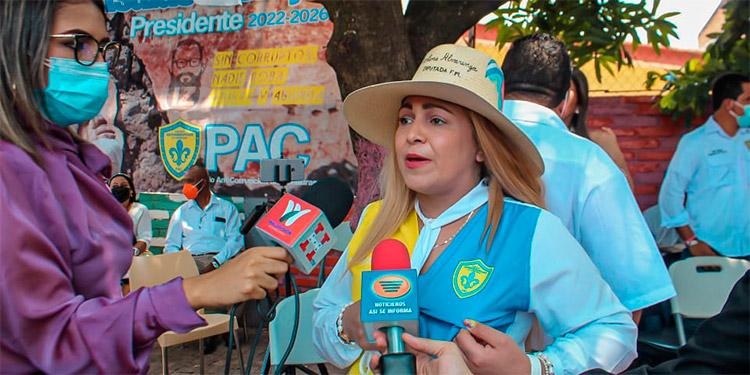 Marlene Alvarenga.