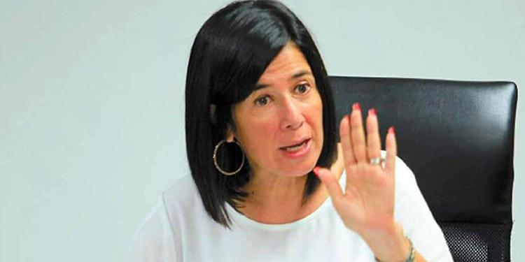 Miriam Guzmán.