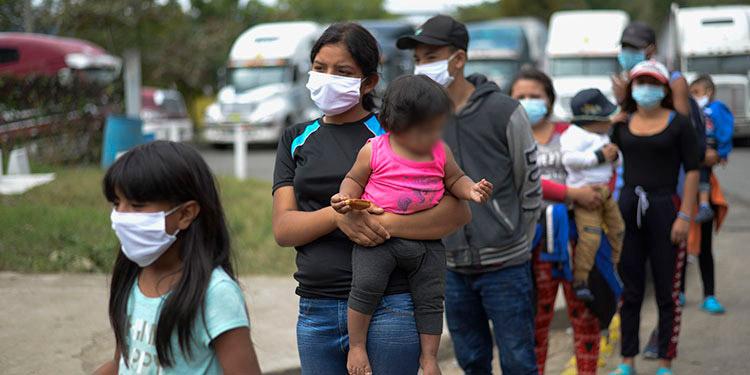 La mayoría de menores migrantes que retornan al país proceden de México, donde atraviesan una ruta plagada de peligros.