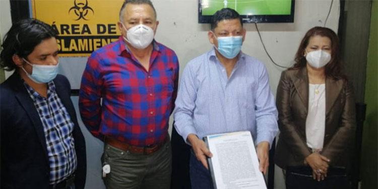 Osorto Canales contó que notificó con 15 días la antelación la convocatoria de la asamblea al directorio del PSH liderado por Salvador Nasralla.