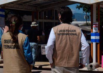 Elecciones Primarias fueron acompañadas por organismos nacionales e internacionales