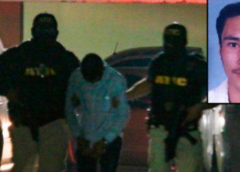 El agente de policía Jarol Rolando Perdomo Sarmiento, es el primer señalado por el feminicidio.