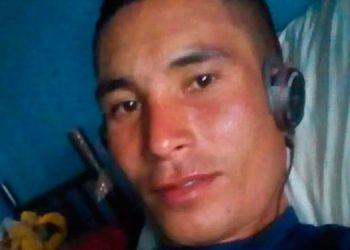 El agente de Policía Jarol Rolando Perdomo Sarmiento.