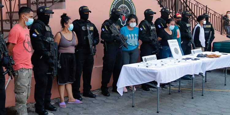 Autoridades de la FNAMP señalaron que la captura de estas personas es una respuesta inmediata a las víctimas de la extorsión, además de que se frena el número de hechos violentos.