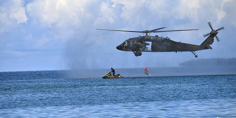 La Fuerza de Tarea Conjunta Bravo es una de tres fuerzas de tarea bajo el Comando Sur de los Estados Unidos.