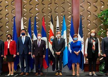 Durante el 13° Foro de Diálogo y Cooperación SICA, los países miembros reconocieron el apoyo de Corea al desarrollo sostenible.