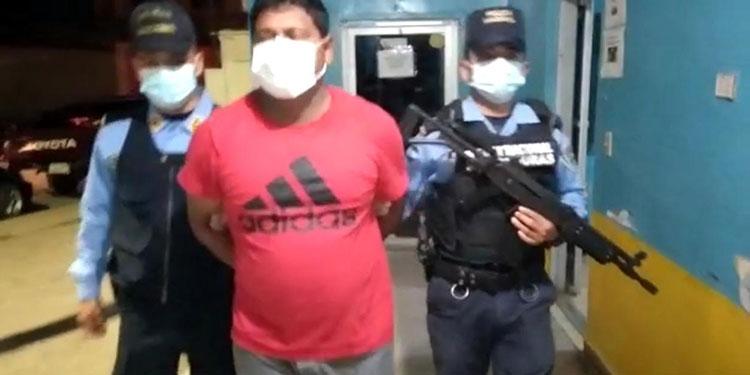Por el homicidio imprudente de su suegra, el sujeto fue remitido a la Fiscalía de La Entrada, Copán.