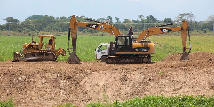 Los trámites para reconstruir el Valle de Sula se agilizarán ante la proximidad de la época lluviosa, para evitar inundaciones.
