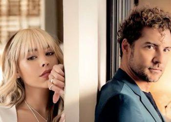 Bisbal y Danna Paola colaboran juntos por primera vez en «Vuelve, vuelve»