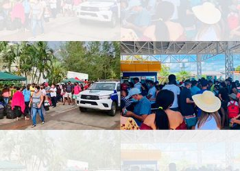 Sigue cancelada operación de ferry en Roatán y La Ceiba por alto oleaje